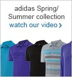 adidas Spring Summer 2015 clothing range