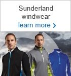 Sunderland windwear collection