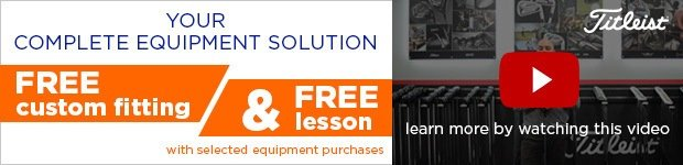 Titleist Complete Equipment Solution