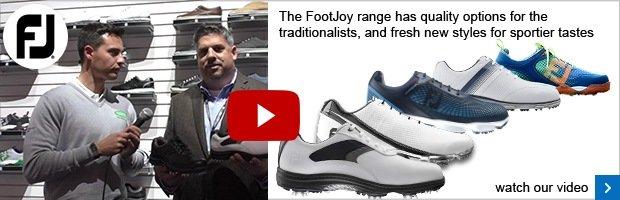 FootJoy Contour Series golf shoes