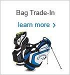 Callaway Bag Trade In - 2016