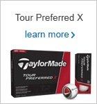 TaylorMade Tour Preferred X balls