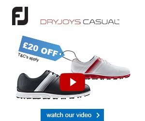 FootJoy DryJoys Casual Golf Shoe