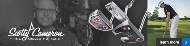 Scotty Cameron Putter Line-up
