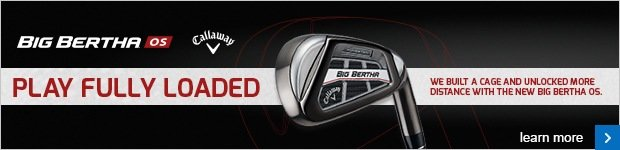 Callaway Big Bertha OS Irons