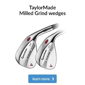 TaylorMade Milled Grind Wedges
