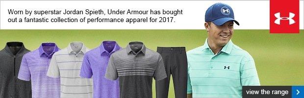 Under Armour Spring Summer Apparel 2017