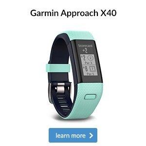 Garmin Approach X40